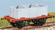 PC35 Parkside Dundas: LNER CONFLAT S + DS CONTAINER